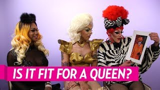 RuPaul's Drag Race All Stars Play 'Is It Fit For A Queen'