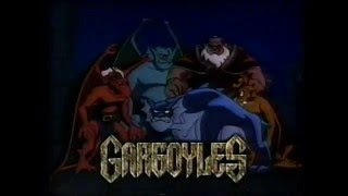 Gargoyles Season 1 promos and bumpers