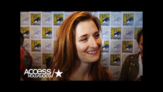 'Mr. Robot' Newbie Grace Gummer On Joining The 'Family' | Access Hollywood