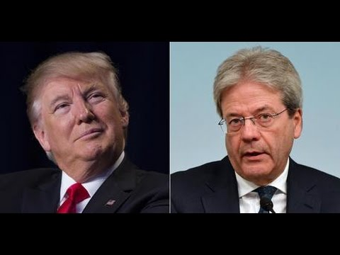 LIVE STREAM: PRES. TRUMP HOLDS PRESS CONFERENCE WITH PM GENTILONI  4/20/17