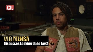 Vic Mensa Discusses Why He Respects Jay Z