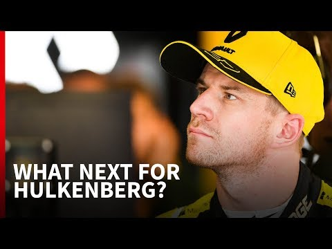 Hulkenberg's 2020 F1 options after shock Haas decision