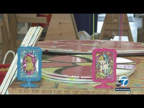 Organization behind iconic public art displays needs new home | ABC7