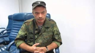 """""""В Николаевке все сепаратисты, стреляй всех подряд"""""""