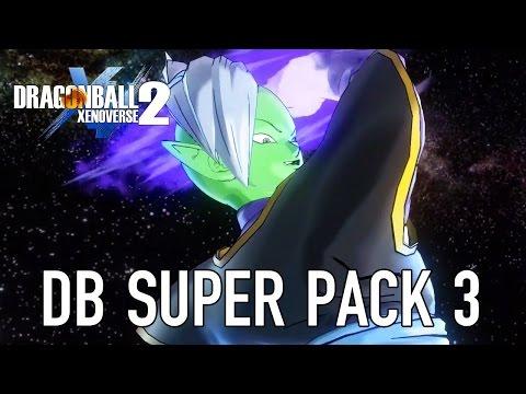 DRAGON BALL XENOVERSE 2 - DB Super Pack 3