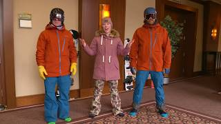 What to Wear Skiing and Snowboarding: A Beginner's Guide   PSIA-AASI