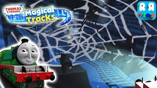 Henry Play in Haunted Castle | Thomas and Friends: Magical Tracks - Kids Train Set