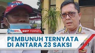 Reaksi Mengejutkan Yosef saat Polisi Sebut Pelaku Pembuhan di Subang Ada di Antara 23 Saksi