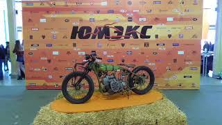 Открытие мото-сезона в Краснодаре, выставка ЮМЭКС 7.04. 2018