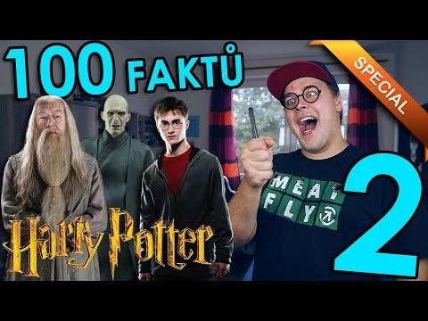 100 FAKTŮ SPECIÁL - Harry Potter 2. ČÁST