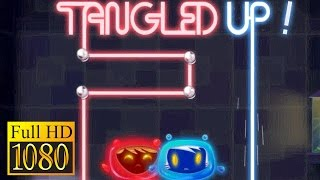 Tangled Up! Game Review 1080P Official 2Pi Interactive Puzzle 2016