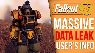 Bethesda Leaks Thousands of Users Personal Information - Due to Fallout 76 Bag