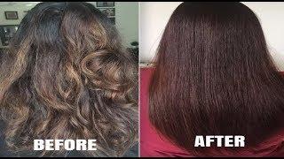 Keratin treatment at home in just Rs/-25, इस तरीके से पहले दिन ही बाल झड़ना बन्द, 20 दिन में नये बाल
