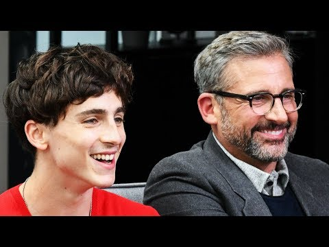 Miapples Media How Timothee Chalamet Felt Acting With Steve Carell In Beautiful Boy Find the perfect elisabeth anne carell stock photo. miapples media