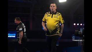 """Dave Chisnall BLASTS crowd treatment of Gerwyn Price: """"Give him respect, he's world number one"""""""