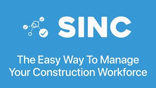 SINC Workforce video
