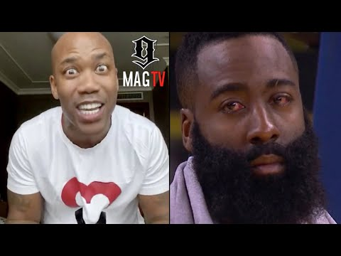 Stephon Marbury Goes Off On James Harden After Nets Lose To Bucks In Game 7! ?