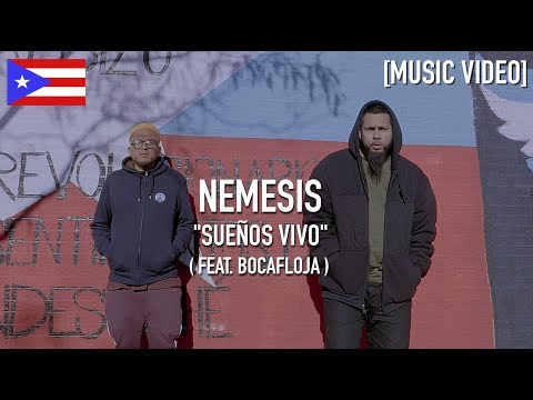 Nemesis - Sueños Vivo ( Feat. Bocafloja ) [ Music Video ]