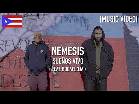 Nemesis - Sueños Vivo ( Feat. Bocafloja ) [ Music Video ]