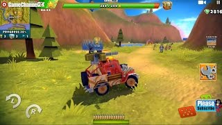 Zombie Offroad Safari, Car Racing Games, Off-Road Vehicles, Videos Games for Children /Android HD