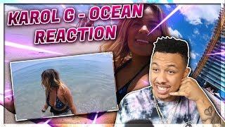 Karol G   Ocean (Video Oficial) ReactionReaccion