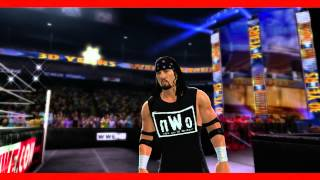 WWE 2K14 Entrances & Finishers Videos: Syxx (NWO)