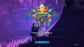 Realm Royale Crown Royale Hunter Clip Platinum Trophy