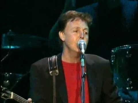 Paul McCartney Biography, Discography, Chart History @ Top40