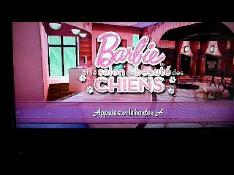 Barbie et le Salon de Beaut� des Chiens Wii