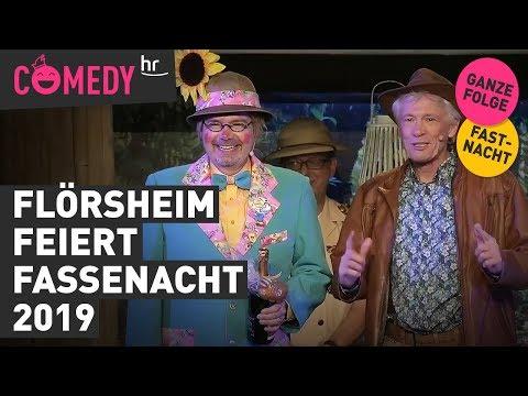 Flörsheim feiert Fassenacht 2019 DIE KOMPLETTE SITZUNG