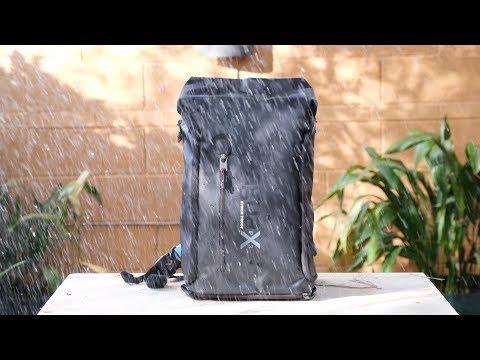 Mochila a prueba de TORMENTAS   Miggo Agua Stormproof Versa