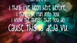3OH!3- Deja Vu Lyrics