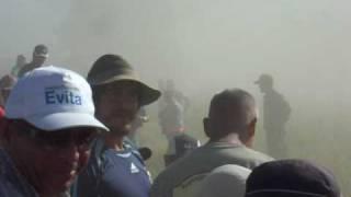 preview picture of video 'Dakar 2009 Córdoba (camión-truck)'
