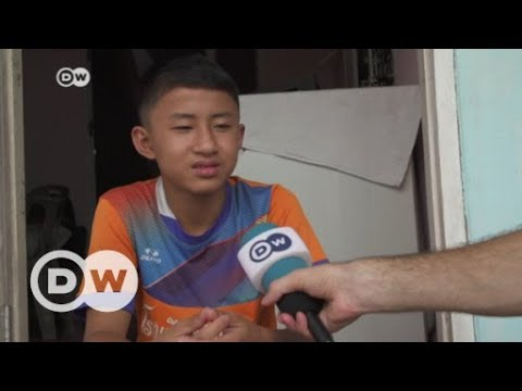 One Thai soccer player narrowly escaped | DW English