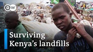 Kenyas Million Dollar Garbage Business | DW Documentary