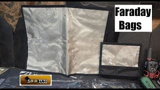 Quality Faraday Bags for an EMP