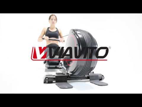 Viavito Rokai Folding Rowing Machine - Presentation