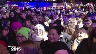 """Juli """"Geile Zeit"""" - """"Insel"""" Silvesterparty 2014-2015 live vom Brandenburger Tor in Berlin (HD)"""