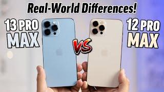 iPhone 13 Pro Max vs 12 Pro Max - Ultimate Comparison!