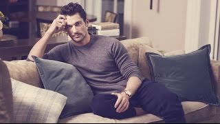 M&S David Gandy For Autograph: Gandy Is Relaxing