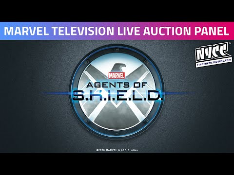 Marvel's Agents of S.H.I.E.L.D. | Seven Seasons of Amazing Gear & Gadgets with Prop Master, Scott Bauer and Live Auction Preview