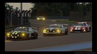 Gran Turismo™SPORT Daily Race 349 Le Mans Dodge Viper SRT GT3-R Broadcast