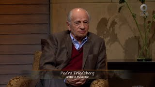 Conversando con Cristina Pacheco - Pedro Friedeberg (15/07/2016)