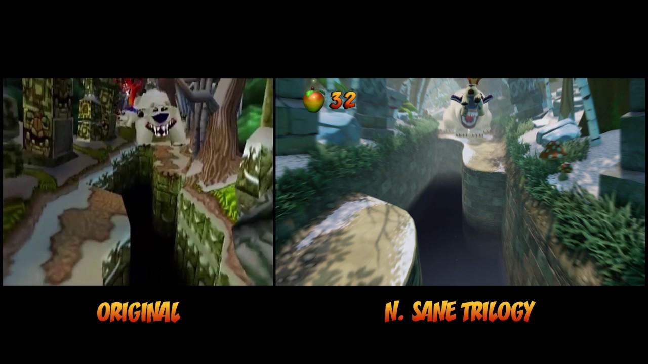 Crash Bandicoot N. Sane Trilogy - Un-Bearable Transformation