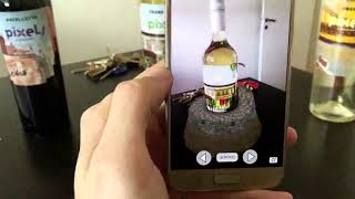 Brands Wine with AR: Narratives in Labels