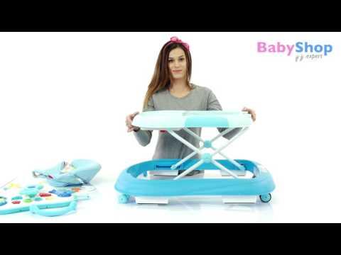 Laufen von Geburt an? Warum nicht! Lauflerngerät - babyshop.expert