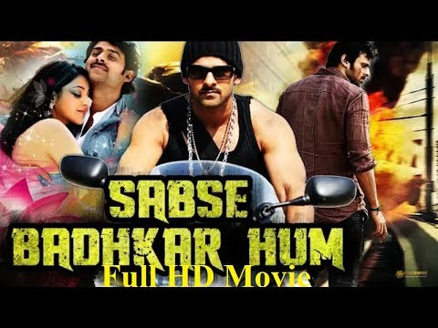 Sabse Badhkar Hum (Darling) Hindi Dubbed Full Movie| Prabhas, Kajal Aggarwal, Shraddha Das 2018