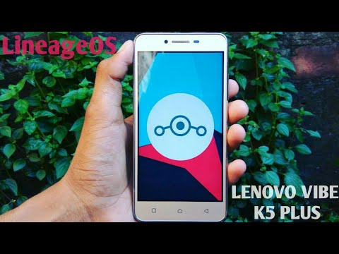 Android Nougat 7 1 On Lenovo Vibe K5 Plus (Official Rom
