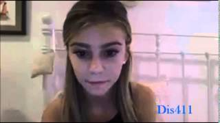 G Hannelius Live Chat September 24, 2014 Part 1