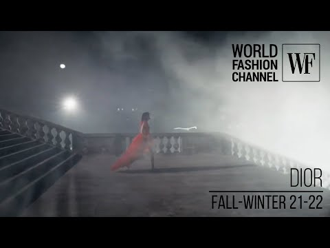 The Making of Dior's Autumn-Winter 2021-2022 Set and Choreography